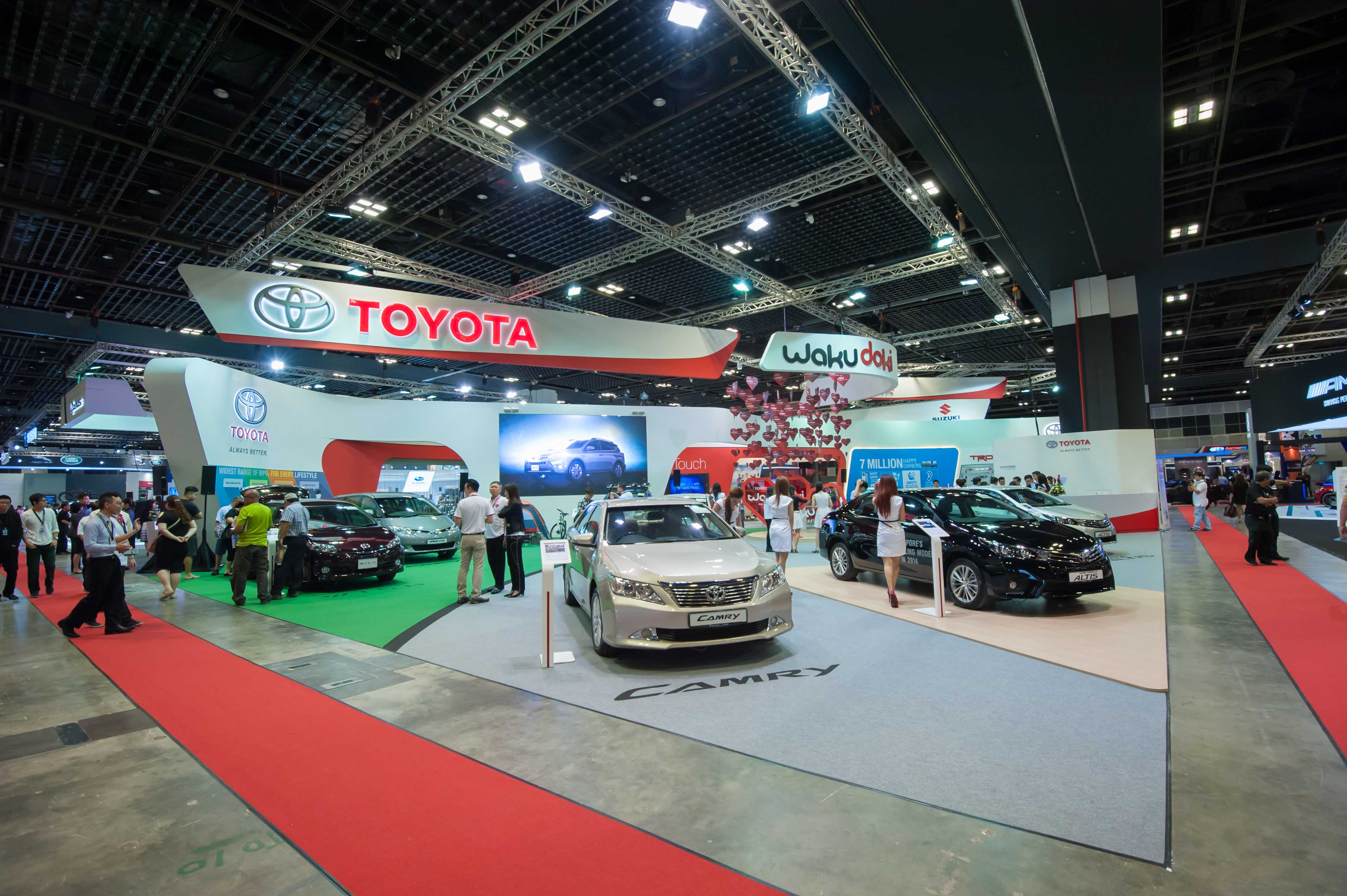 new car launches jan 2015Singapore Motorshow 2015 Launch days highlights  Revvvolution