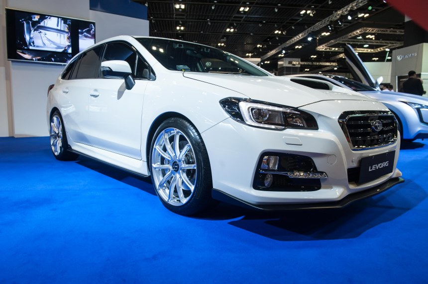 Launch of the all-new Subaru Levorg