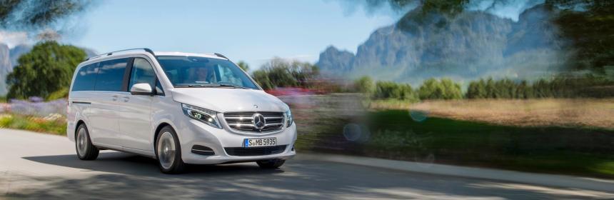 Official launch: Mercedes-Benz V-Class   Revvvolution