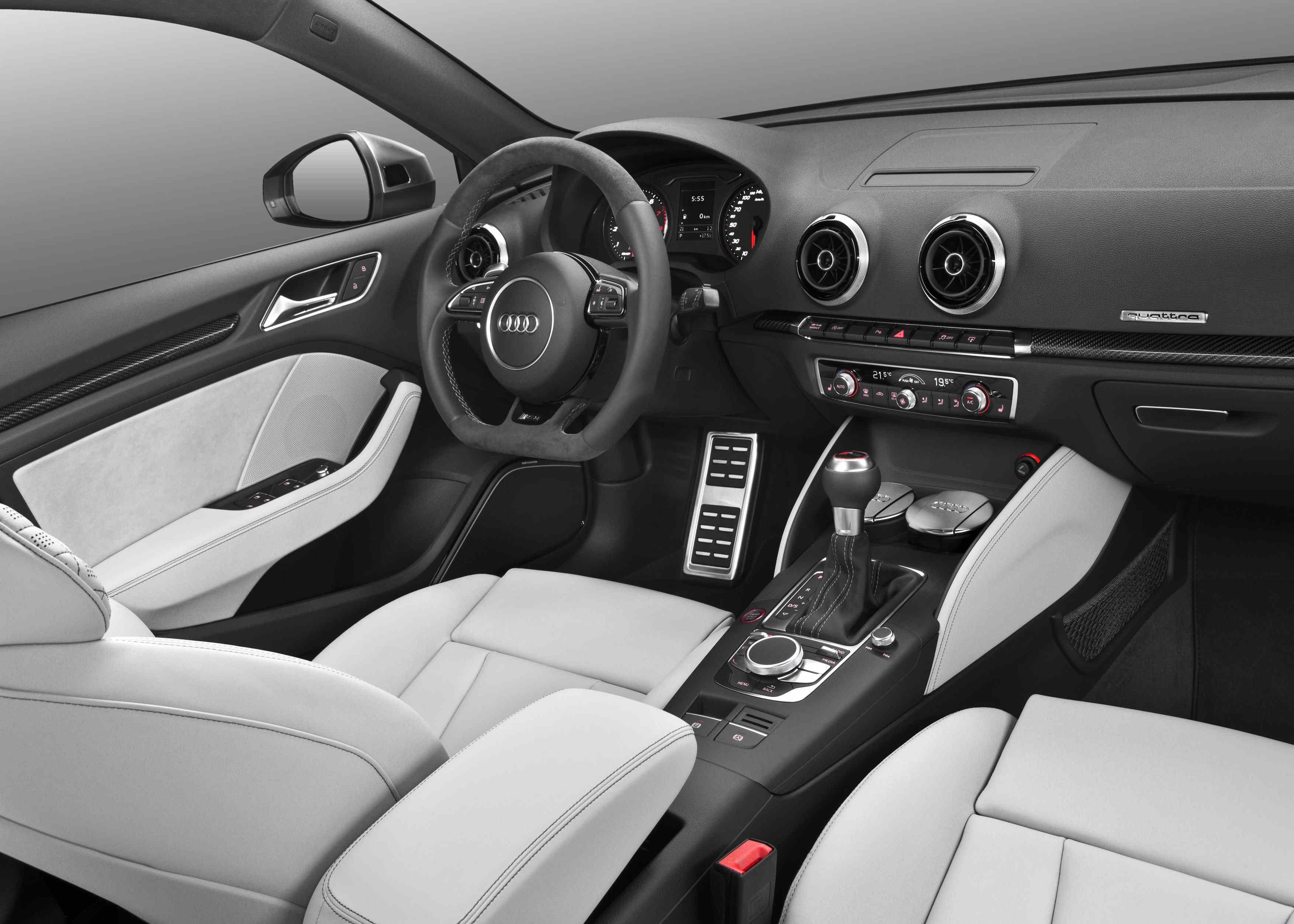 Official Launch Audi RS 3 Sportback  Revvvolution