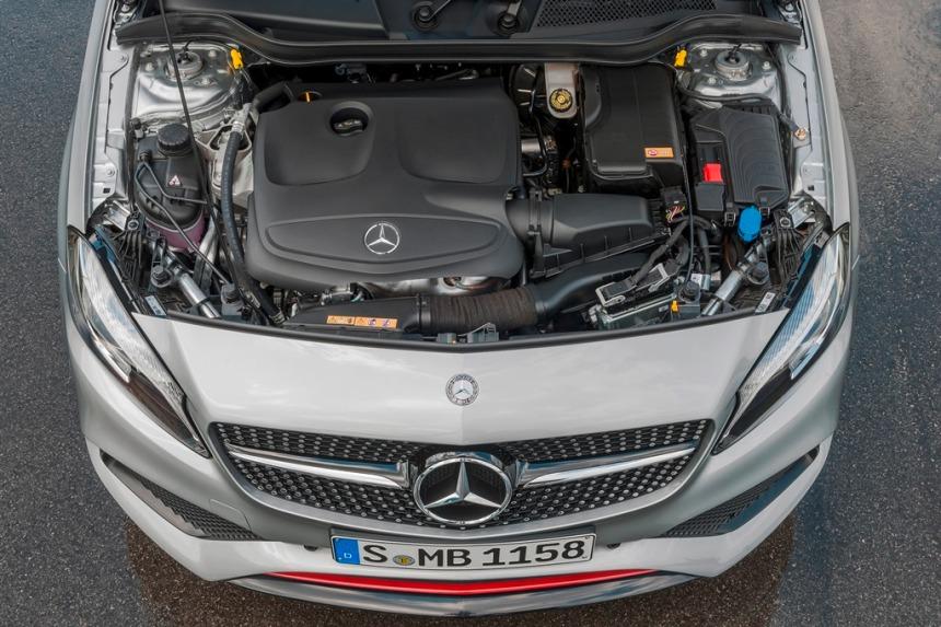 Mercedes-Benz A-Klasse (W 176) 2015 Mercedes-Benz A-Class (W 176) 2015